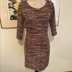 NWT Mini Multi colored dress